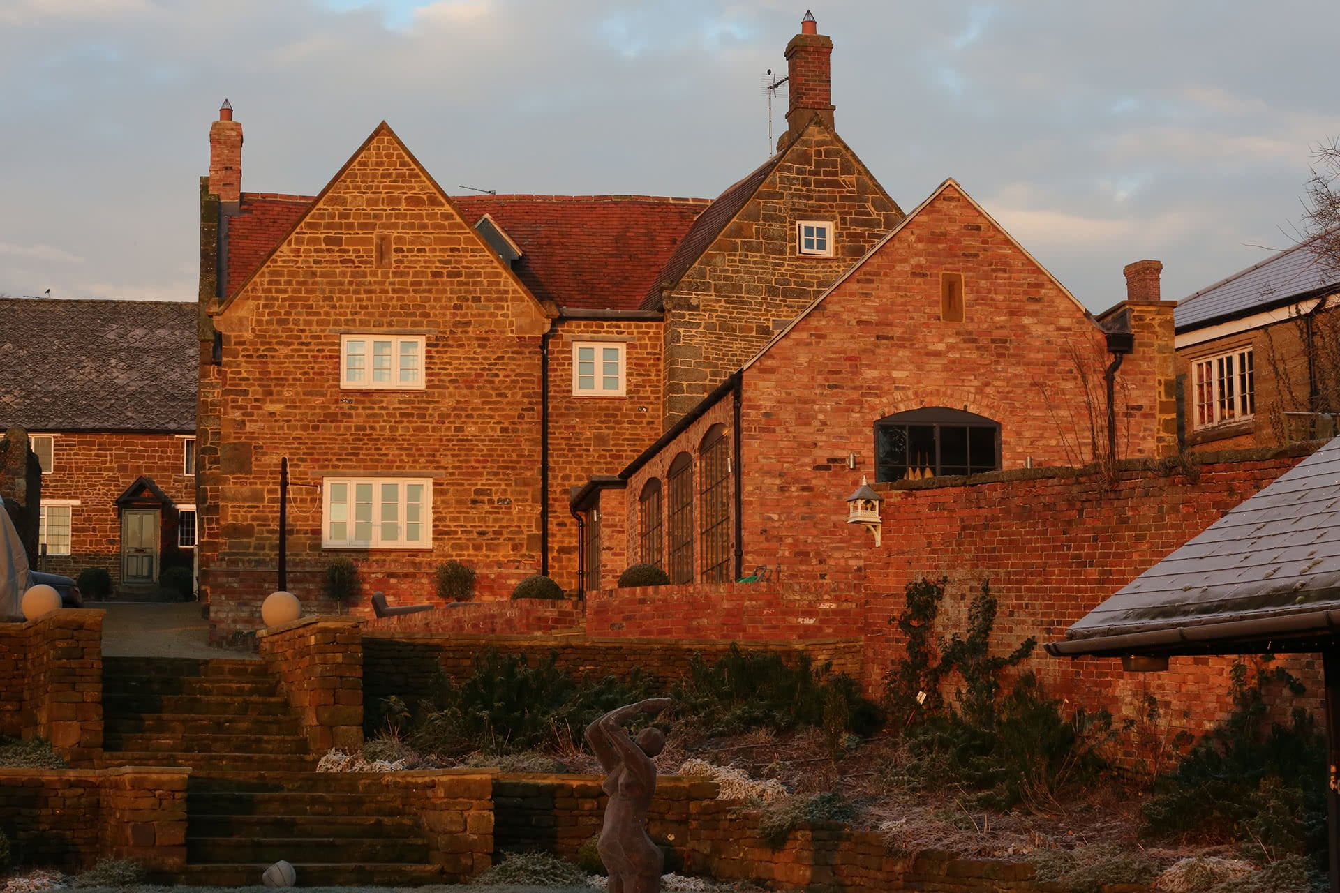 Dodds Manor Farm Eydon